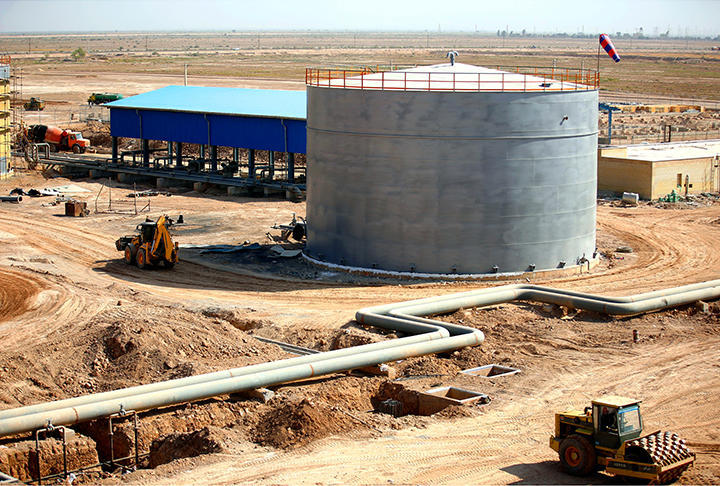 West Karoon Project of Crude Oil Transmission Pipelines and Facilities
