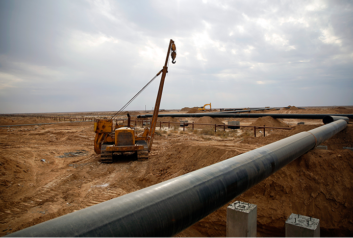 Construction of Jask Gurreh Crude Oil Transmission Pipeline and Jask Terminal