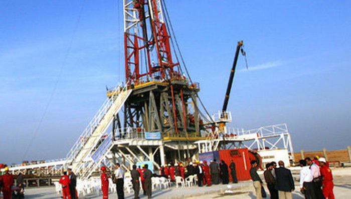 Development Project of Kish Gas Field