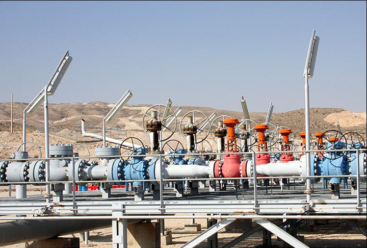 Development Project of Tabnak Gas Field