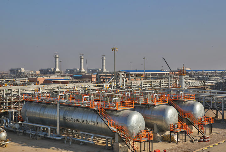 Development Project of North Azadegan Oil Field